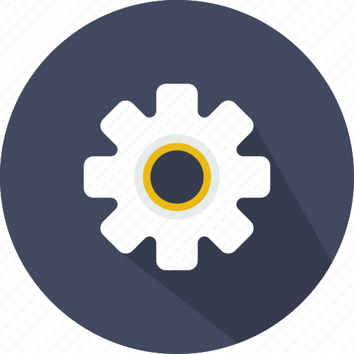 and, cogwheel, configuration, gear, settings, tools, utensils icon