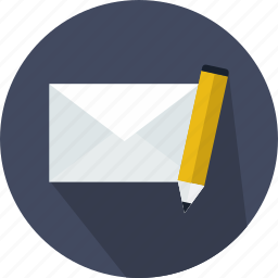 communication, email, envelope, interface, mail, message, note icon