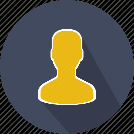 avatar, interface, media, network, profile, social icon
