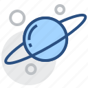 astronomy, cosmos, earth, planet, space, world icon