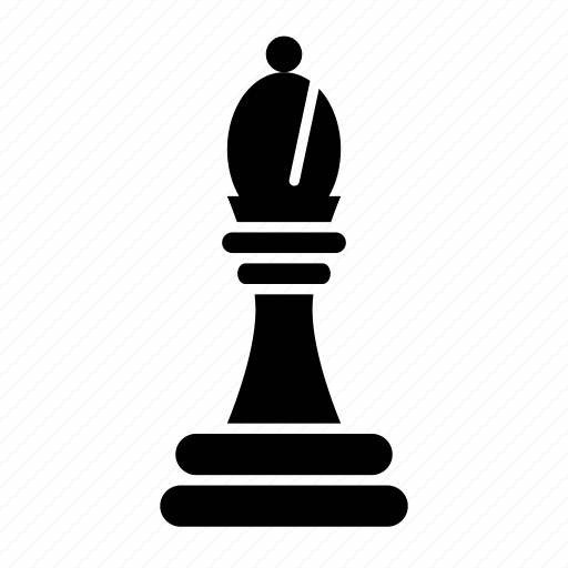 bishop, board game, camel, chess, game, strategy icon