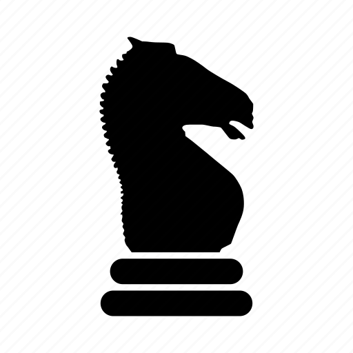 board game, chess, game, horse, knight, strategy icon