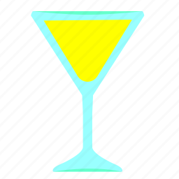 alcohol, bocal, coctail, drink, martini, party icon