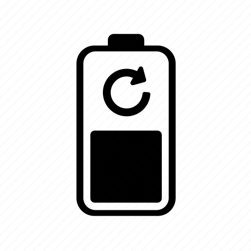 Battery, charge, charging, energy, recharge icon - Download on Iconfinder