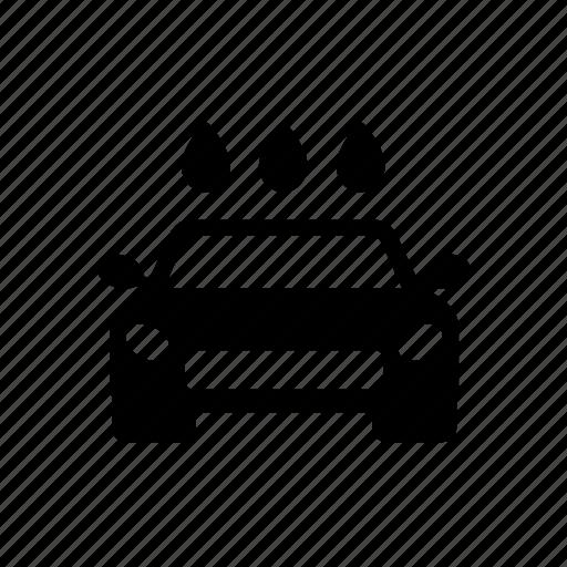 car, car wash, clean, service, wash icon