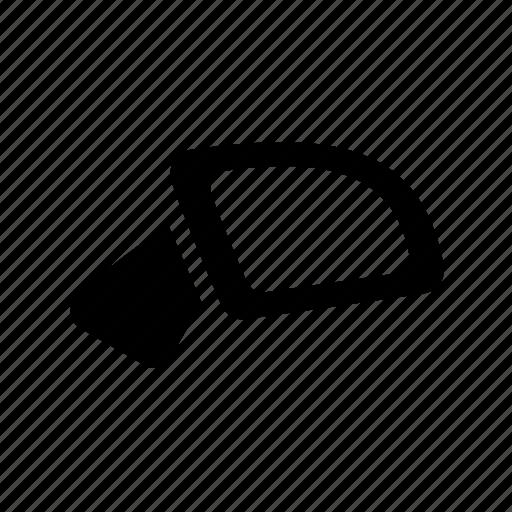 car, car mirror, mirror, part, rearview, rearview mirror, spy icon