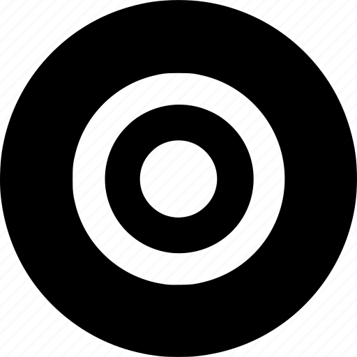 bullseye, circle, focus, goal, target icon