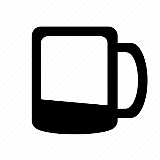 beverage, coffee, cup, ending coffee mug icon