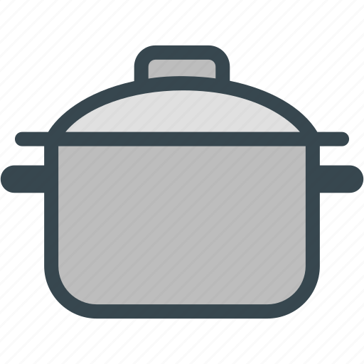 big, cooking, food, kitchen, pot icon