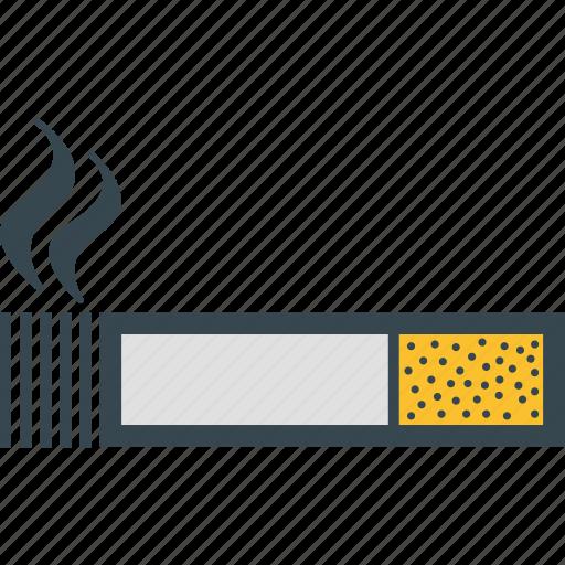 cigarette, smoke, smoking, tobacco icon