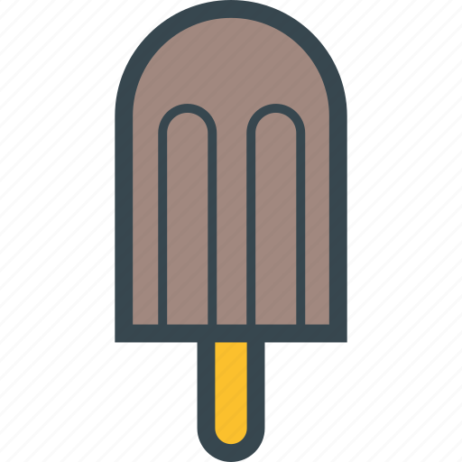 Cold, cream, ice, palette, popsicle icon - Download on Iconfinder