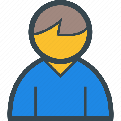 Avatar, human, male, man, user icon - Download on Iconfinder