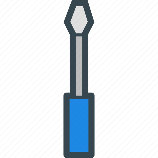 repair, screwdriver, service, slotted, support icon