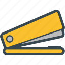 machine, office, staple, stapler icon