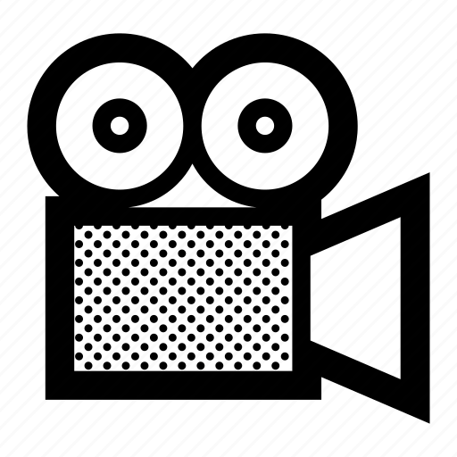 Camera, cine, cinema, film icon - Download on Iconfinder