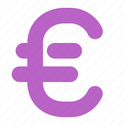 currency, euro, europe, exchange, money icon