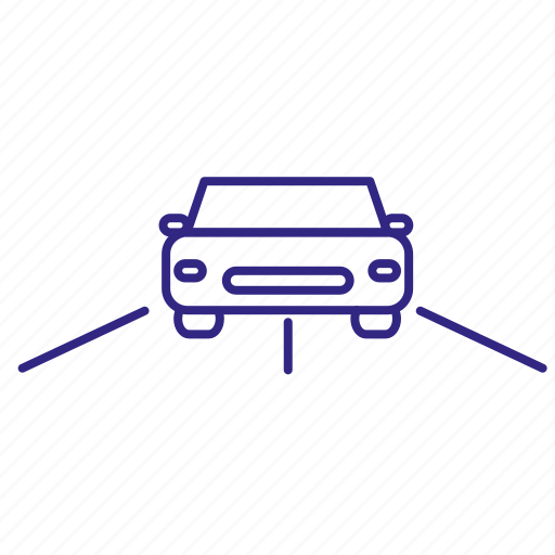 auto, car, engine, road, transport, trip, vehicle icon