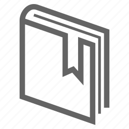 book, knowledge, media, paper, read, stroke icon