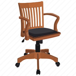 armchair, chair, furniture, interior, office, seat, sofa icon