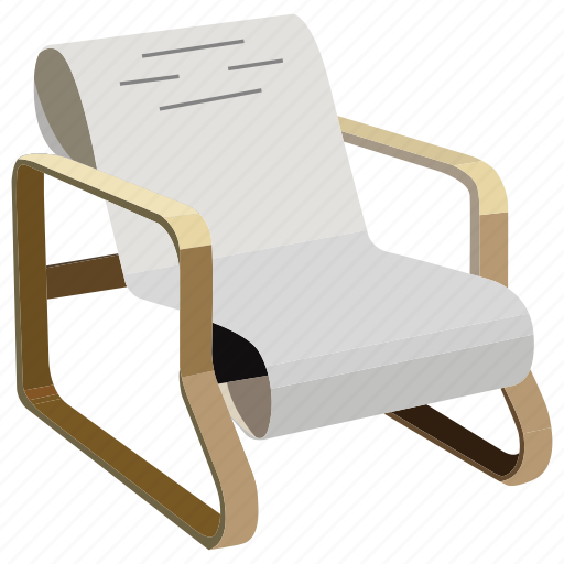 Office, armchair, seat, sofa, interior, chair, furniture icon - Download