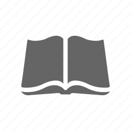 book, library, pages, reading icon