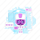 bot, assistant, ai, education, learning