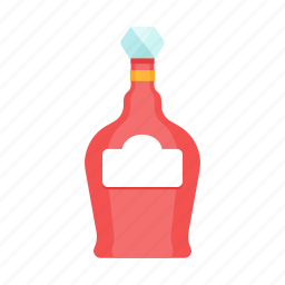 beverage, bottle, drink, restaurent, utensil, water icon