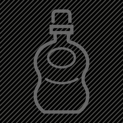 beverage, bottle, drink, restaurent, utensil, water icon