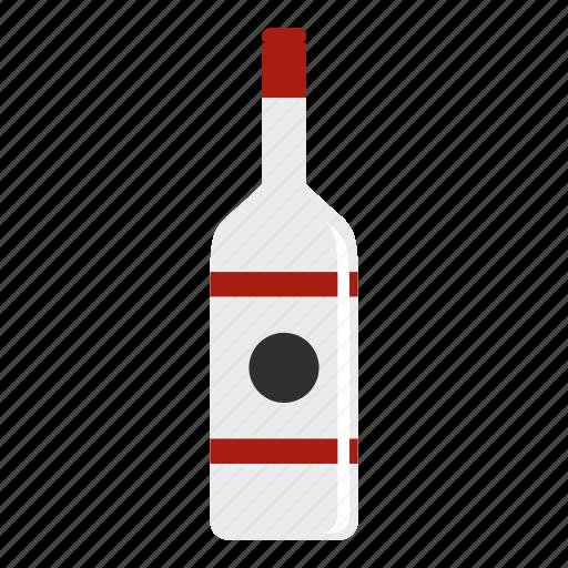 alcohol, bar, beverage, bottle, drink, glass, vodka icon