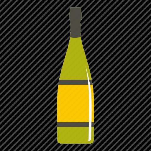 alcohol, bar, beverage, bottle, drink, glass, glass bottle icon