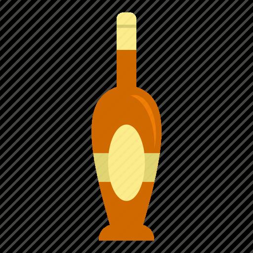 Alcohol, alcohol bottle, bar, beverage, bottle, drink, glass icon - Download on Iconfinder