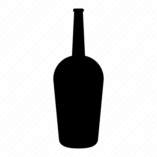 alcohol, ancient, bottle, decanter, drink, glass, wine icon
