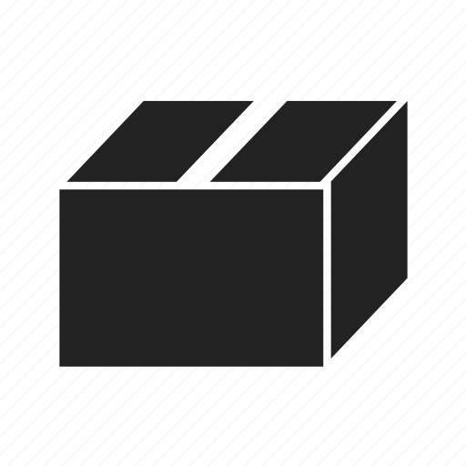 archive, box, cube, file, package, paper, product icon