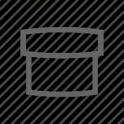 box, cargo, container icon