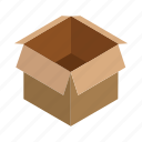 box, delivery, packaging, shipping
