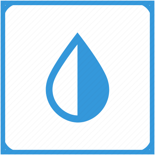 condition, delivery, drop, safety, water icon