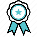 award, awards, badge, excellence, honor icon
