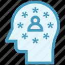 gdpr, head, human head, mind, thinking, user icon