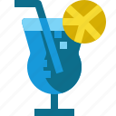 alcohol, brazil, carnival, cocktail, drink, glass, tropical icon