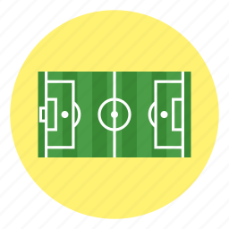 field, football, grass, soccer fields, the world cup icon