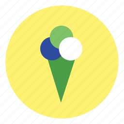 cream, food, ice, icecream icon