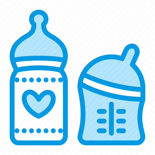 baby, bottle, food, milk icon