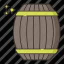beer, brewery, keg icon