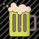 beer, brewery, mug icon