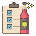 beer, brewery, recipes icon