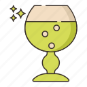 brewery, chalice, glass icon