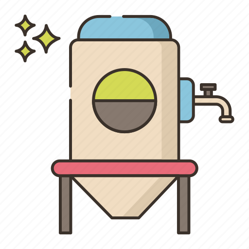 Brewery, factory, fermentation icon - Download on Iconfinder