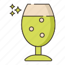 brewery, drink, goblet icon