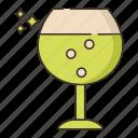 brewery, oversized, wine icon