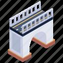 overpass, flyover, bridge, atone arch bridge, road bridge